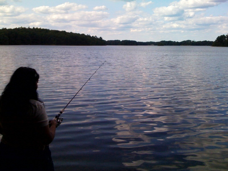 Cliff Pond – Nickerson State Park – Jack's Boat Rental